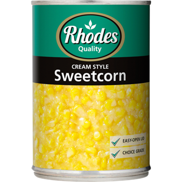 Picture of Rhodes Creamstyle Sweetcorn 410g