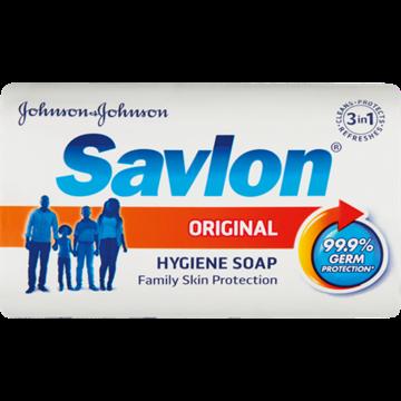 Picture of Savlon bath soap original 12X175g