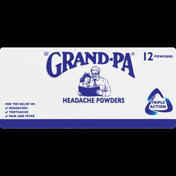 Picture of Grand-Pa Headache Powders 12 Pack