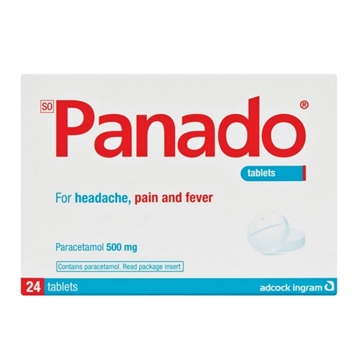 Picture of Panado Pain Relief Tablets 24 Pack