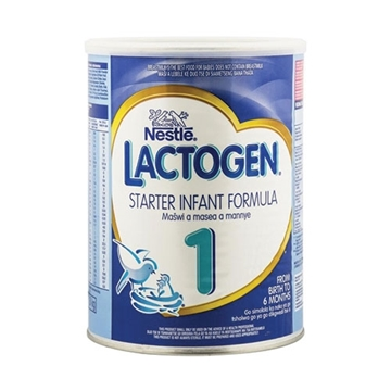 Picture of Lactogen Baby Formula No1 900g