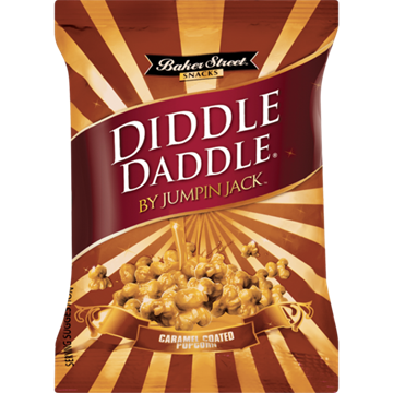 Picture of Diddle Daddle Caramel Popcorn 45g