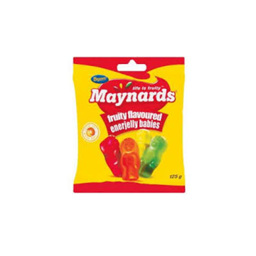 Picture of Maynards Energyjelly Baby 125g