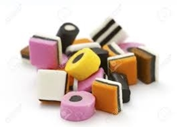Picture of LIQUORICE ALLSORTS MAGIC MOMENTS 24X125G