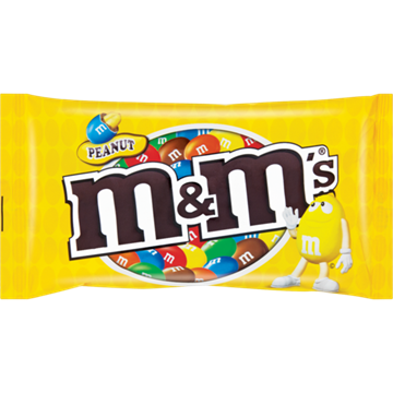 Picture of M&Ms Choclate Peanut 45g