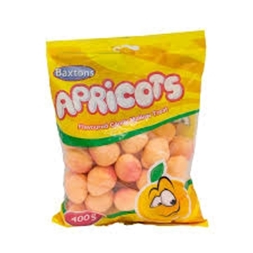 Picture of Baxtons Apricot Mallows 400g