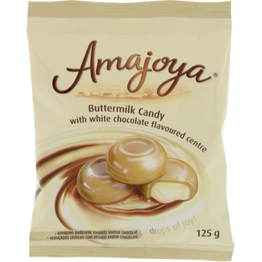 Picture of Amajoya Chocolate Buttermilk Sweets 125g
