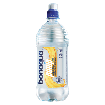Picture of Bonaqua Lemon Sparkling Water 24x750ml