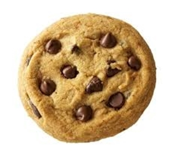 Picture of Choc Chip Cookie Frozen Mrs Rich 60x38G Box