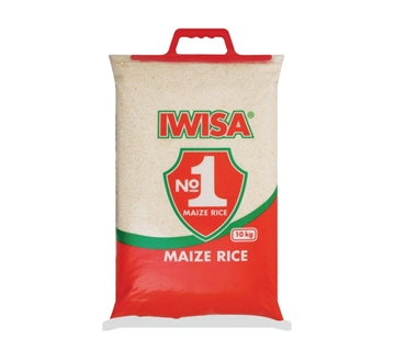 Picture of Iwisa Maize Rice Pack 10kg