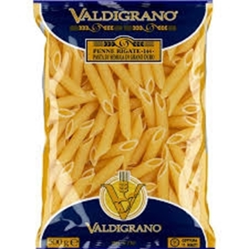Picture of Valdigrano Penne Rigate Pasta Pack 500g