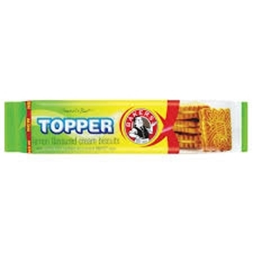 Picture of Bakers Topper Lemon Biscuits 125g