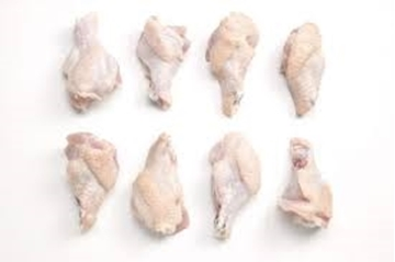 Picture of Frozen Chicken Drumettes 1kg Pack