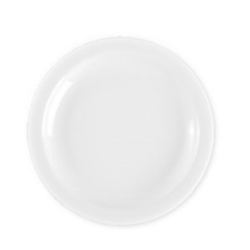 Picture of Narrow Rimmed Side Plate Prima Pack 24 x 170mm