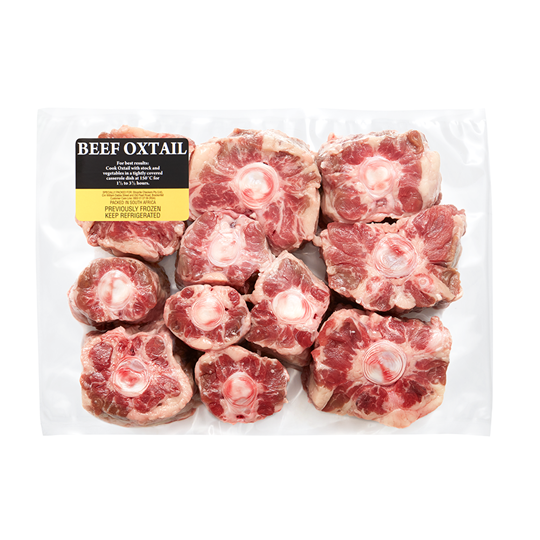 Picture of Frozen Beef Oxtail 1kg Pack