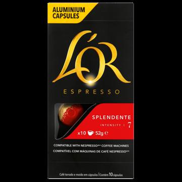 Picture of Lo'r Espresso Splendente Coffee Capsules 10s