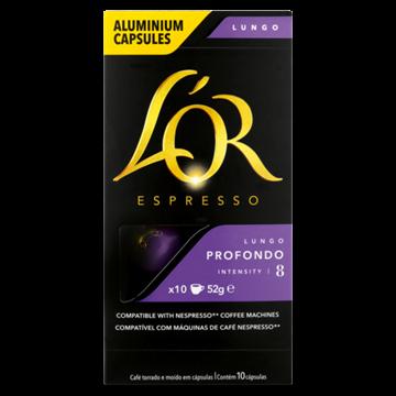 Picture of Lo'r Espresso Profondo Coffee Capsules 10s