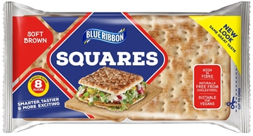 Picture of Blue Ribbon Brown Sandwich Squares 220g