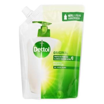 Picture of Dettol Original Handwash Liquid Refill 500ml