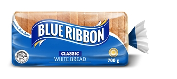Picture of Blue Ribbon Classic White Bread 700g