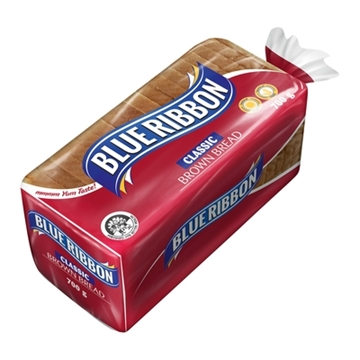 Picture of Blue Ribbon Classic Brown Bread 700g