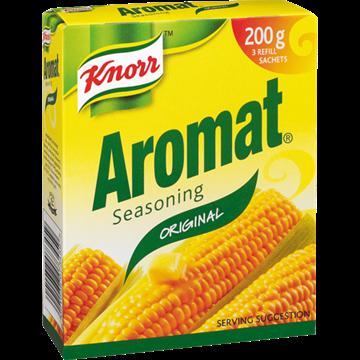 Picture of Aromat Original Seasoning Refill 3 Pack 200g