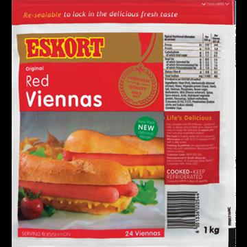 Picture of Eskort Red Viennas 1kg