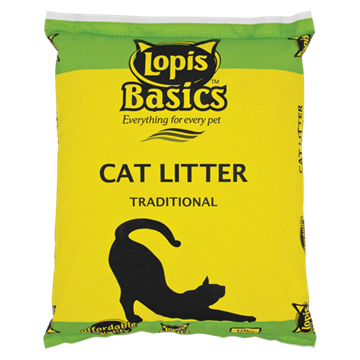 Picture of Cat Litter Lopis 10kg
