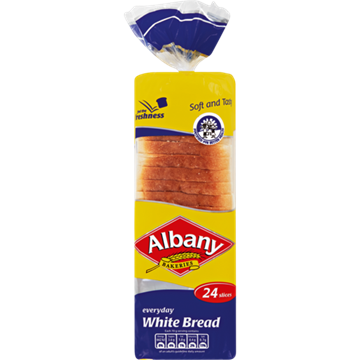 Picture of Albany Everyday White Bread 700g
