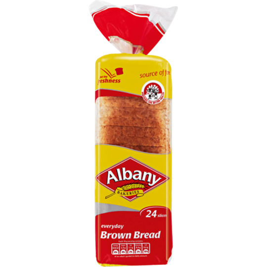 Picture of Albany Everyday Brown Bread 700g