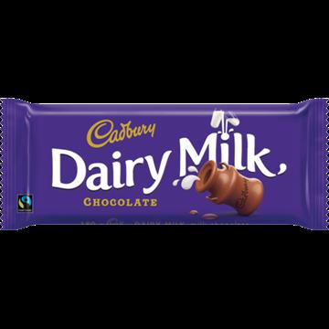 Picture of Cadbury Dairy Milk Chocolate Slab 150g
