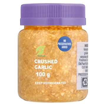 Picture of Crushed Garlic 100g