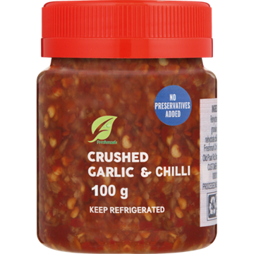 Picture of Crushed Garlic & Chilli 100g