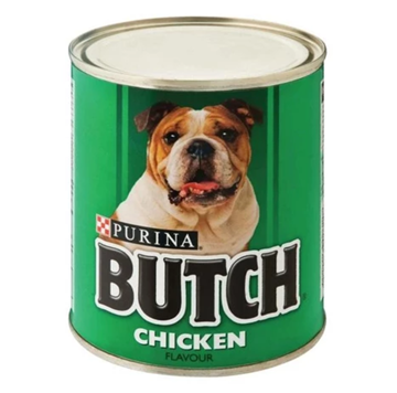 Picture of Butch Chicken Dog Food 820g