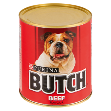 Picture of Butch Beef Dog Food 820g