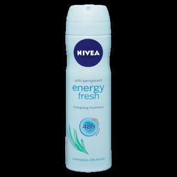 Picture of Nivea Energy Ladies Deodorant 150ml