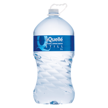Picture of Aquellé Natural Still Spring Water Bottle 5L