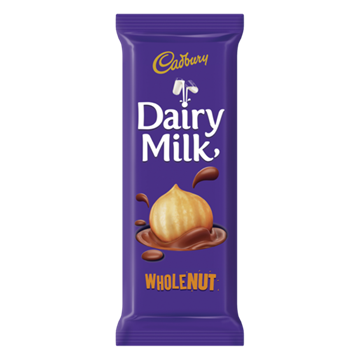 Picture of Cadbury Whole Nut Slab 80g