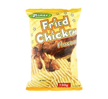 Picture of Frimax Chicken Fried Snack 125g pack