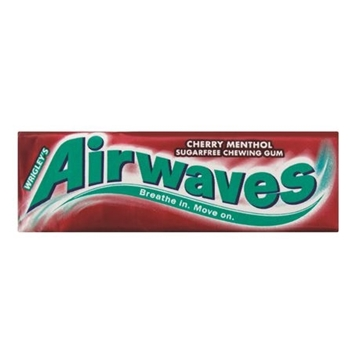 Picture of Airwaves Menthol Cherry 10s