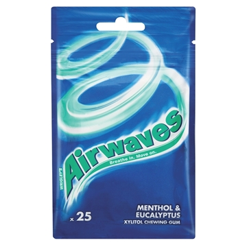 Picture of Airwaves Menthol Euc Wrigley 25s