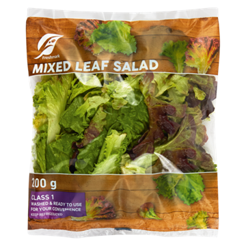 Picture of Mixed Leaf Salad Pack 200g