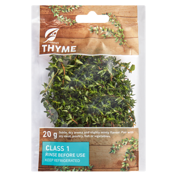 Picture of Thyme Herbs Pilpac 20g
