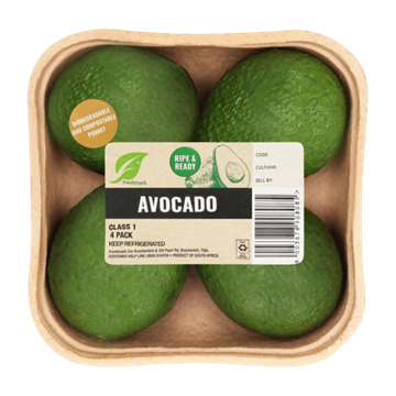 Picture of Ripe & Ready Avocado Pack 4s