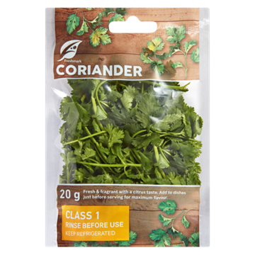 Picture of Coriander Herbs Pilpac 20g