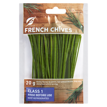 Picture of French Chives Herbs Pilpac 20g