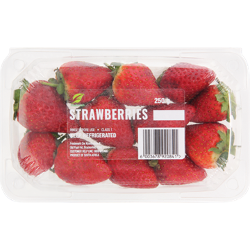 Picture of Strawberry Pack 250g