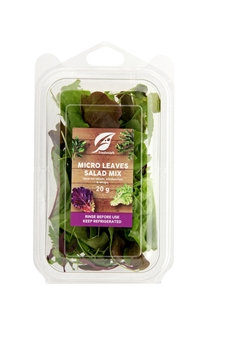Picture of Microleaf Salad Mix Pack 1s