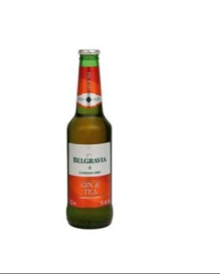 Picture of Belgravia Gin&Tea 24 x 275ml bottle