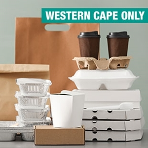 Picture for category TAKEAWAY PACKAGING & MORE CPT